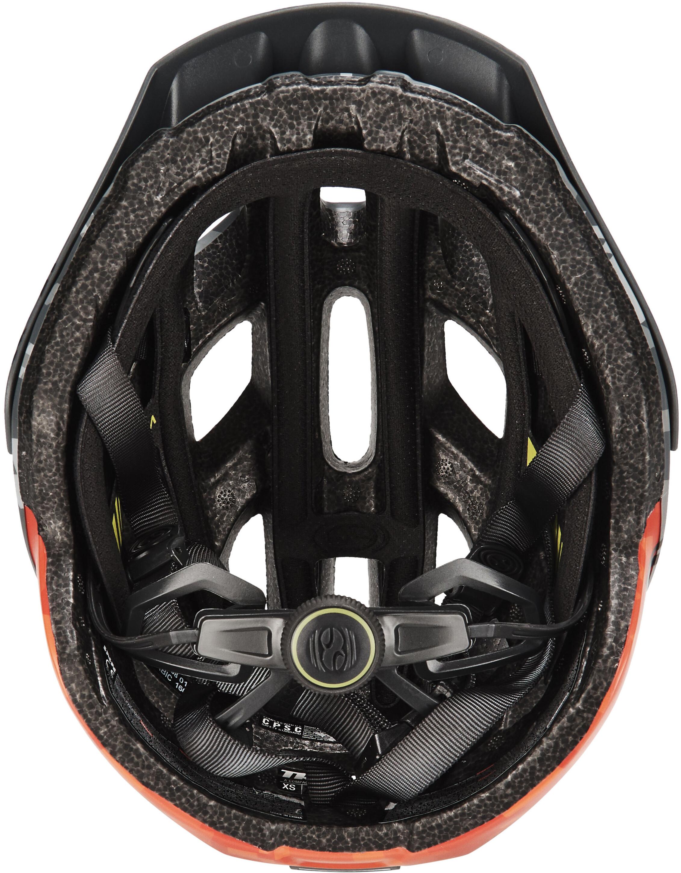 5df77eb1f3f32 IXS Trail XC casco per bici grigio su Bikester